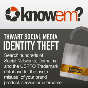 KnowEm Blog Social Account Tool