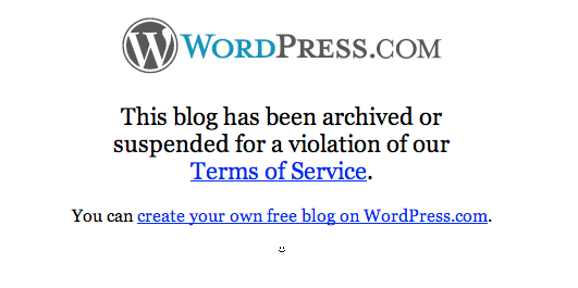 start-a-free-blog-now-suspended