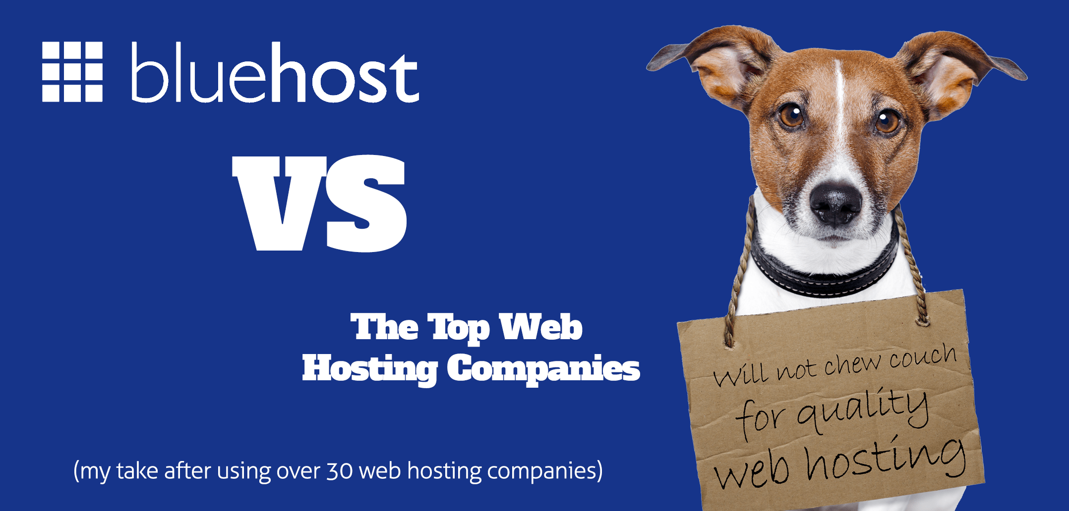 bluehost vs the top hosting companies  my take from