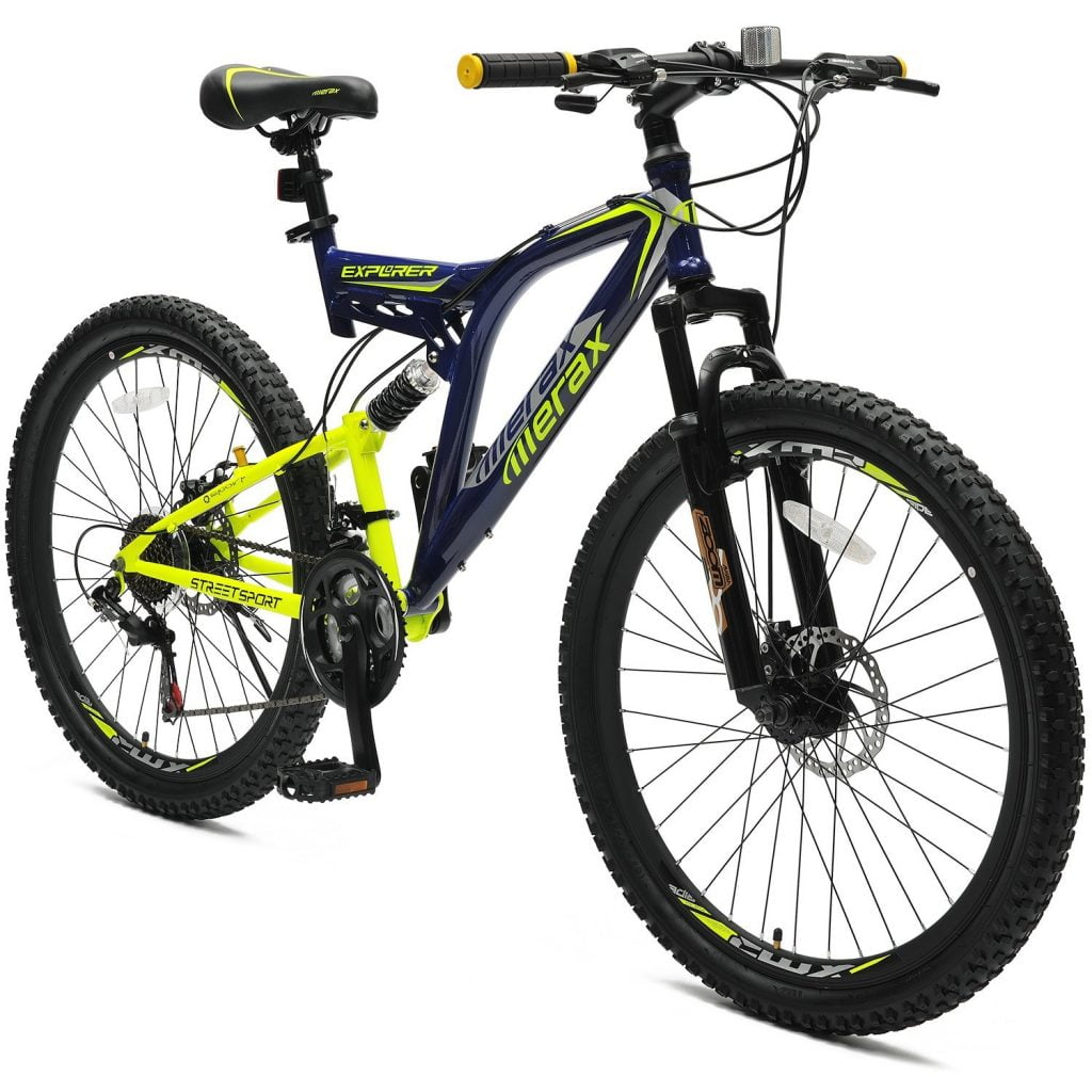 Is The Merax Finiss The Best Entry Level Mountain Bike