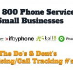 The Best 800 Number Service For Small Businesses Reviewed