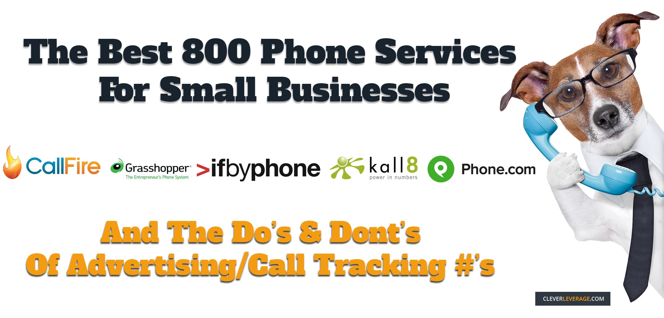 Top 5 Best 800 Number Phone Services For Small Businesses 10mo