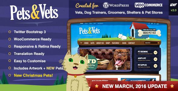 5 Pet Sitter Wordpress Themes That Make Building Your Pet