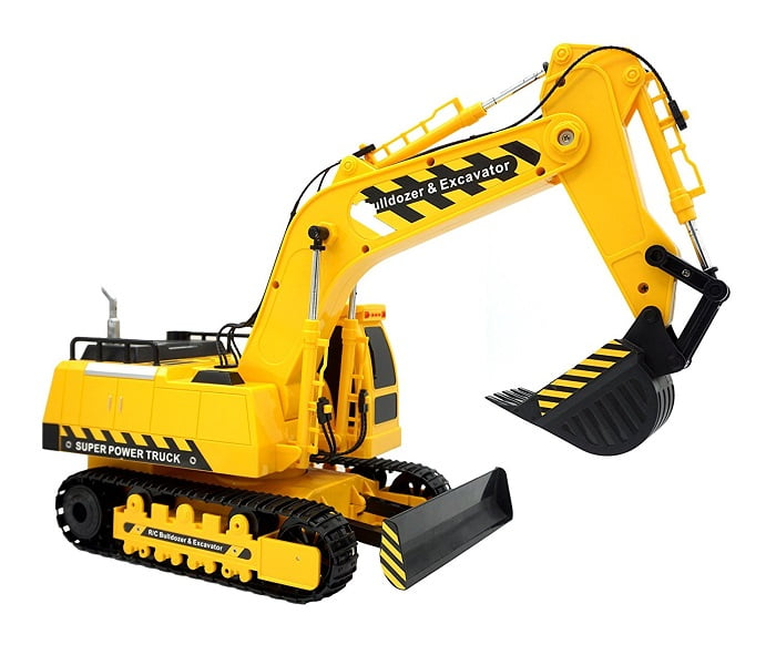 Best Construction Toys And Trucks For Kids : Top best remote control construction toys heavy equipment