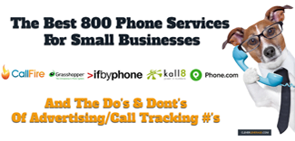 Top 5 Best 800 Number Services For Small Business