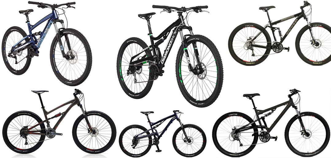 b2fca1cff99 What s The Best Full Suspension Mountain Bike Under  1000  (top 5 rated  models brands on Amazon)