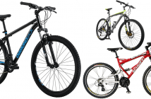 Picture of the 3 best mountain bikes under $300 dollars