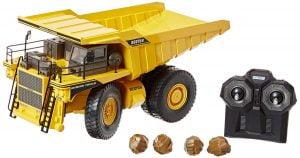 cat-remote-control-mining-dump-truck