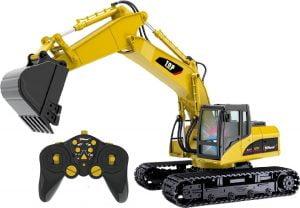 caterpillar-remote-control-construction-excavator-machine