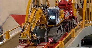 remote control construction equipment