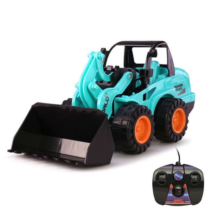 Top 10 Best Remote Control Construction Toys & Heavy Equipment