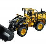 volvo remote controlled front end loader
