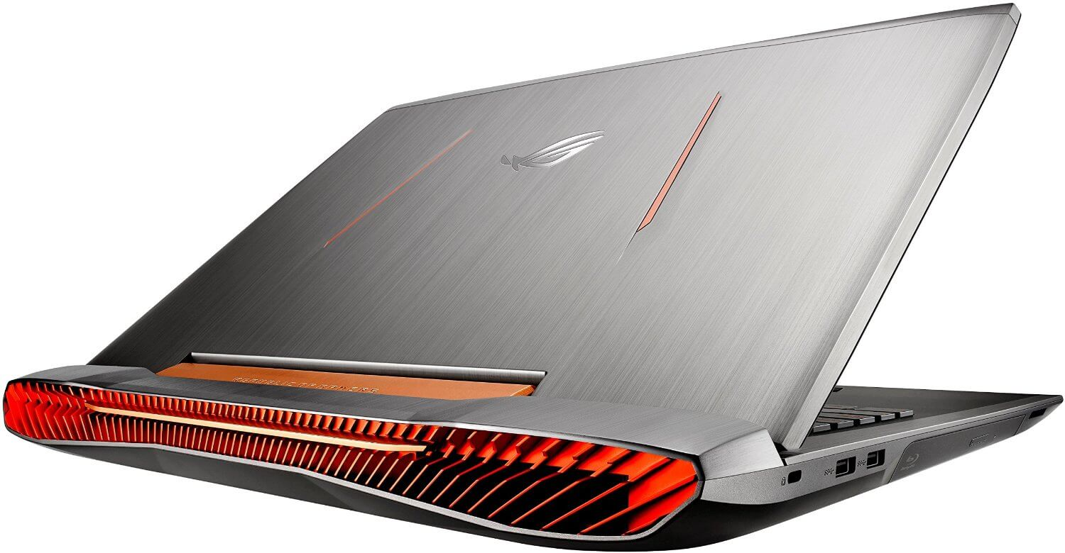 Asus ROG Gaming Laptop - One Of The Best 32gb Laptops Available
