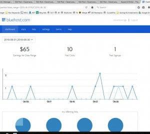 bluehost-affiliate-blog-earnings-june-2016