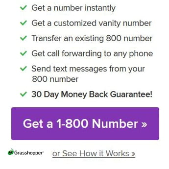 Best 800 Number Service For Cell Phones