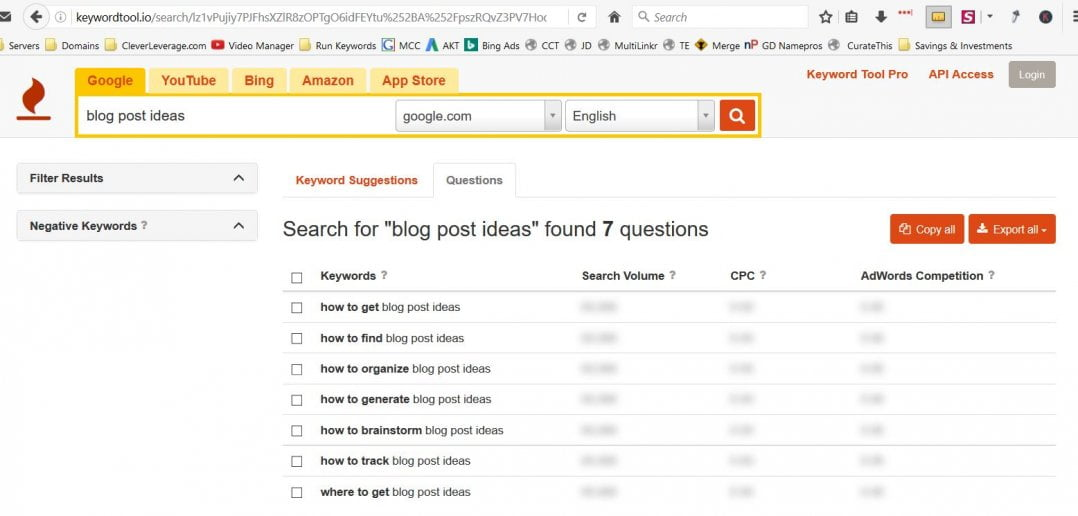 how-to-get-blog-post-ideas-faq
