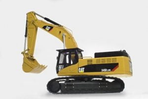 Wedico CAT 345 D LME Caterpillar RC Hydraulic Excavator Kit