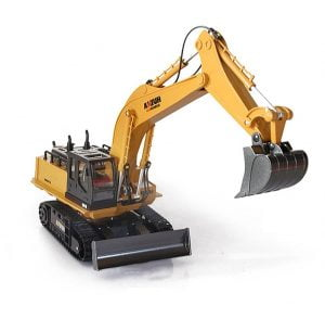 Top 10 Best Radio Controlled Excavators For Sale - Hydraulic Metal RC