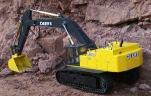 John Deere 850 Hydraulic RC Excavator Kit