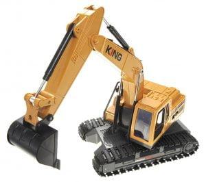 king-rc-excavator