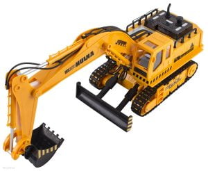 WolVol Radion Controlled Excavator Under $50 Dollars