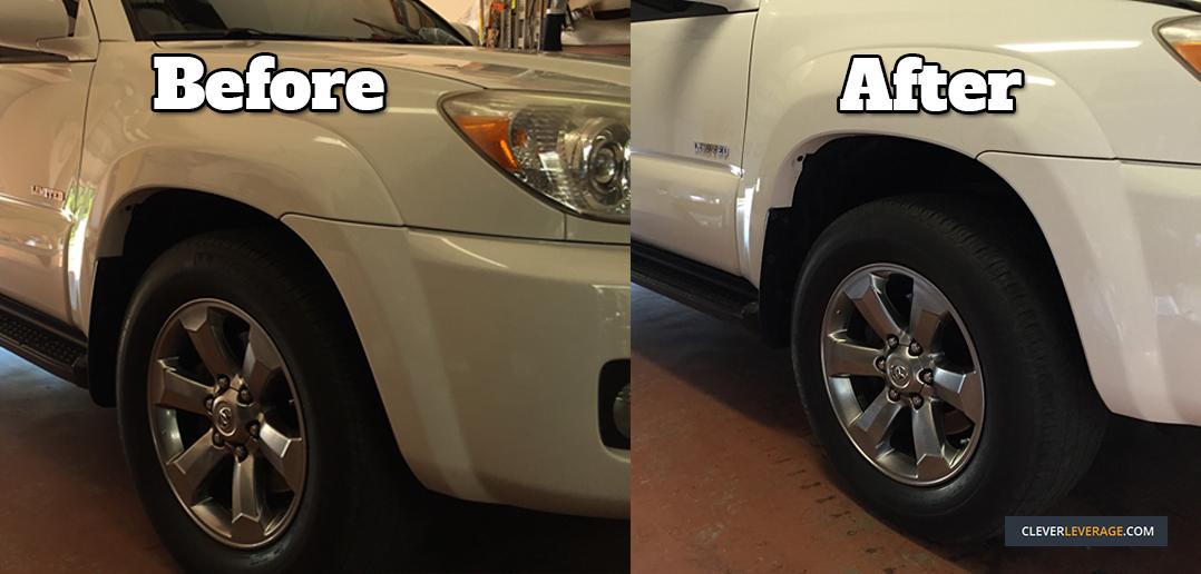 Toyota 4Runner Complete Strut Replacement (4th gen shocks