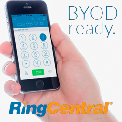Grasshopper VS Ring Central BYOD Ready