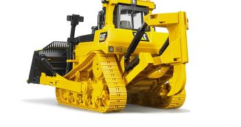 Bruder Caterpillar RC Dozer Replica Toy