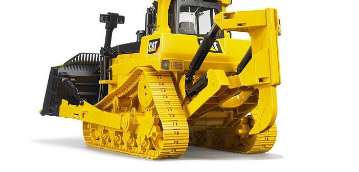 Bruder Caterpillar RC Dozer Replica Toy