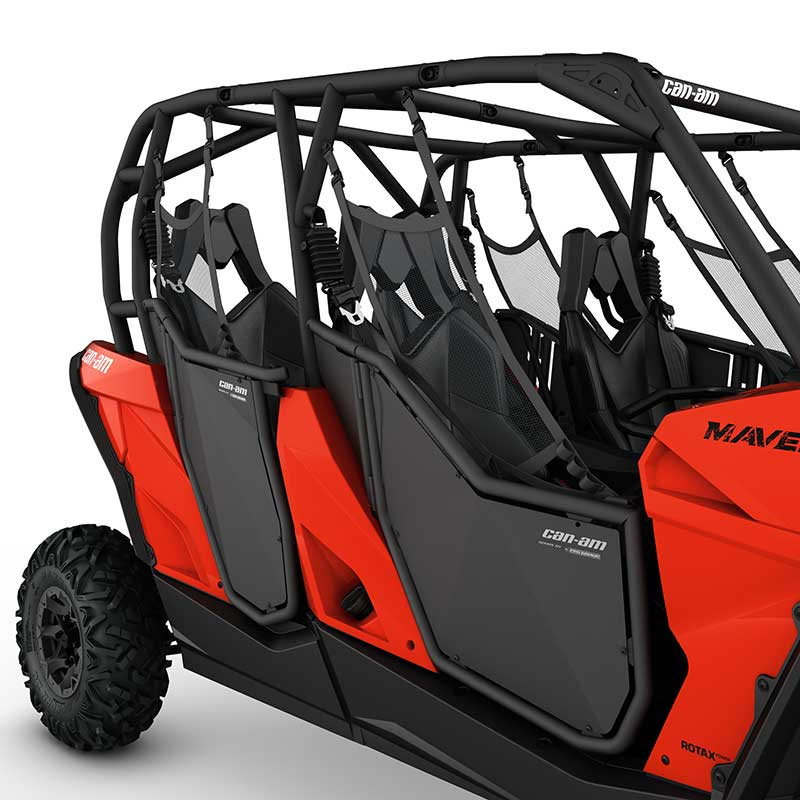 Can Am Commander Maverick Max Doors
