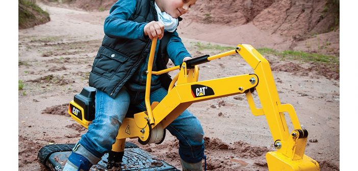 Benefits Of Ride On Toys : Top best toy diggers construction toys for big and