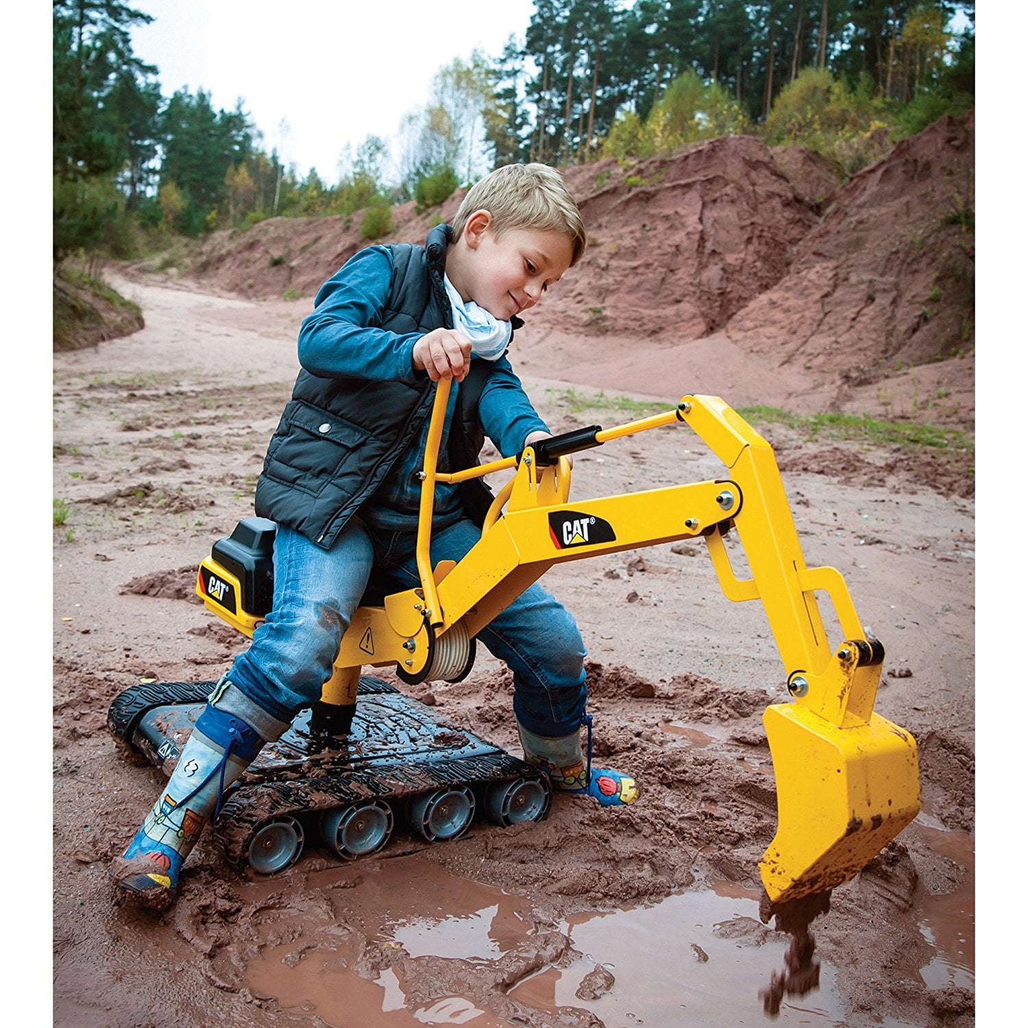 Top 10 Best Toy Diggers & Construction Toys for big and small