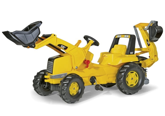 Caterpillar Equipment Toys : Top best toy diggers construction toys for big and