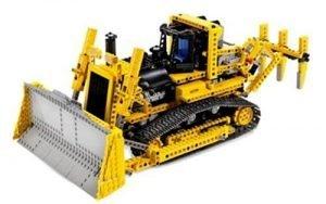 lego-motorized-bulldozer
