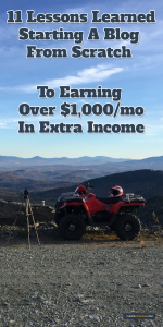 How To Make An Extra $1k/mo Blogging Online From Home