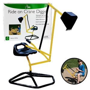 ride-on-crane-digger