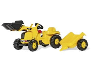 rolly-toys-cat-front-loader-ride-on-tractor-with-trailer