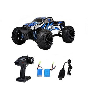 Distianert 9300 Electric RC Car Offroad Remote Control Car 1:18 Scale