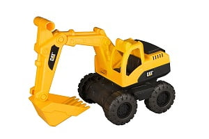 Toy State CAT Tough Tracks Toy Excavator