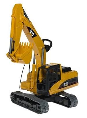 Bruder Toy Excavator