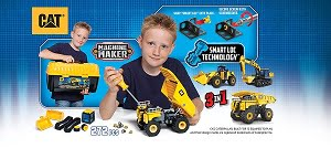 Cat Machine Maker Toy Set