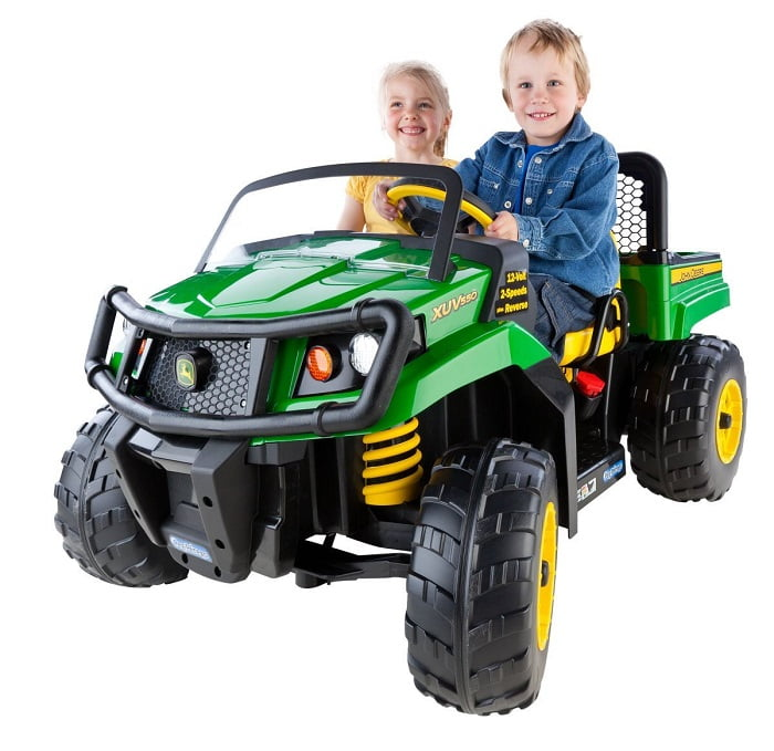 Peg Perego John Deere Gator : Top best ride on toys for kids of  cars