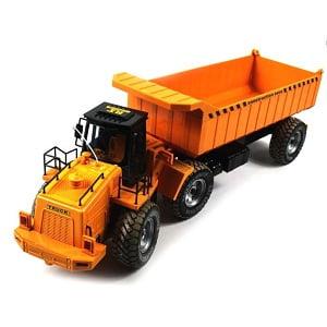 Articulating Remote Control Dump Truck