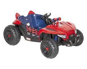 Ultimate Spiderman Electric Car