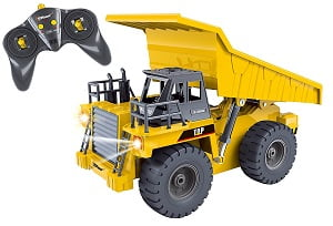 Toprace RC Dump Truck