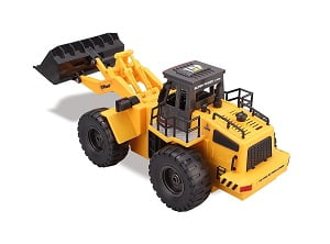 Toprace RC Wheel Loader