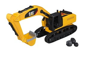 Toy State CAT Toy Excavator Replica