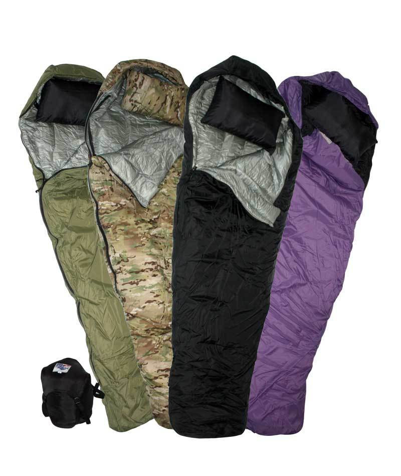 Wiggys Sleeping Bags - Best All Around Bags Ever Made