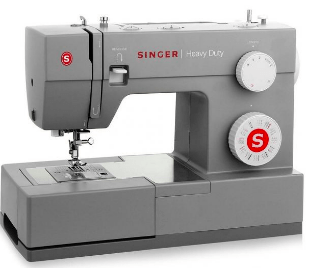 The ultimate sewing machine buyers guide 10 of the best sewing singer 4423 heavy duty extra high sewing speed sewing machine with metal frame and stainless steel bedplate fandeluxe Gallery