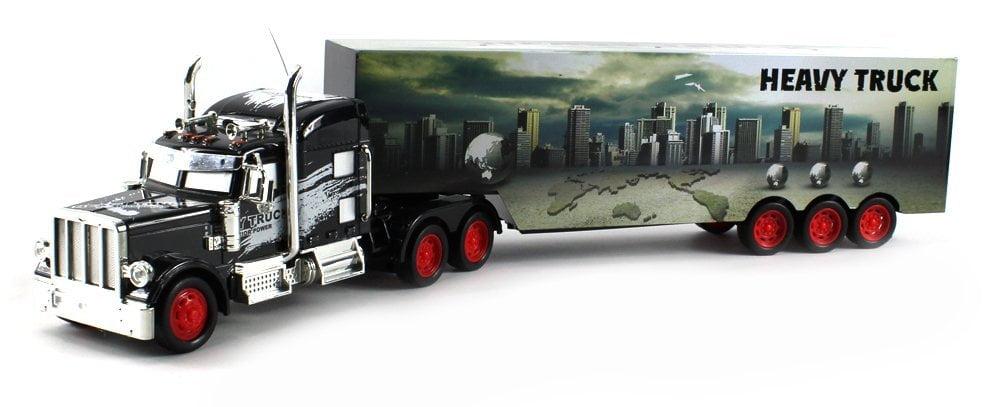 Top 10 Best RC Semi Trucks On Amazon - CleverLeverage.com